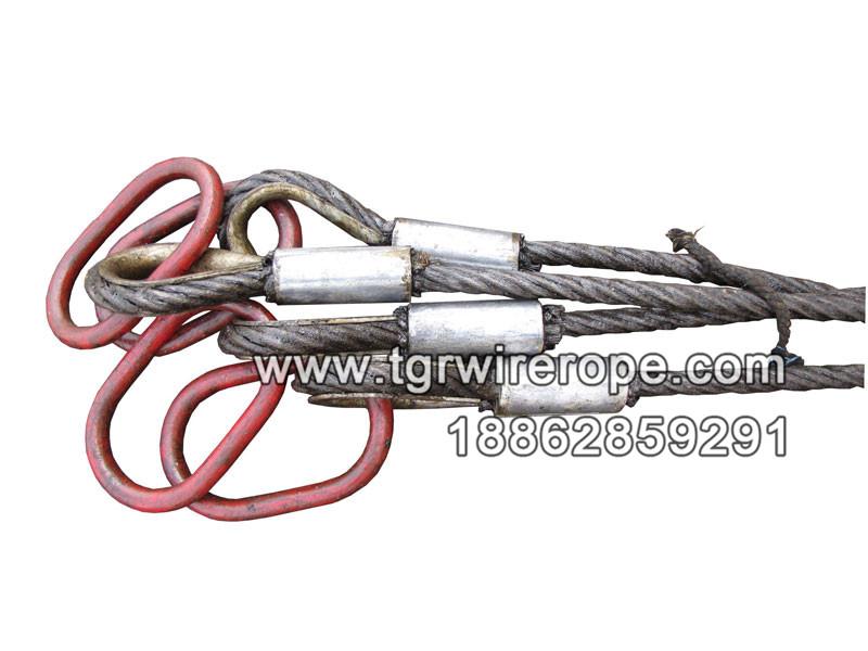 钢丝绳索具01