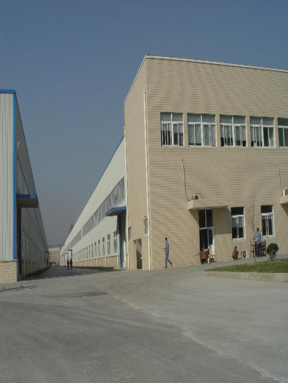 生产车间区